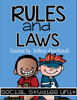 Rules and Laws Soical Studies Unit