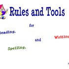 Rules and Tools for Reading, Writing, and Spelling