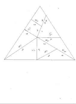 Rules of Expontents Triangle Puzzle