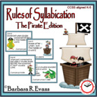Rules of Syllabication ~The Pirate Edition~