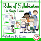 Rules of Syllabication *The Sports Edition*