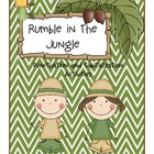 Rumble in the Jungle- Punctuation and Capitalization Activities