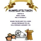 Rumpelstiltskin - a Readers Theatre Script
