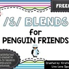 /S/ Blends for Penguin Friends {FREEBIE}