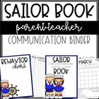 SAILOR Book binder {personalize it!}