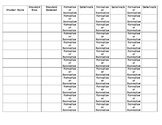 SBRC Mark Sheet for Formative and Summative Assessments