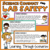 SCIENCE: Conduct and Lab Safety Scenarios, Plans, Activities