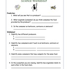 SCIENCE &quot;WALKABOUT&quot; JOURNAL  4th-6th Grades