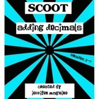 SCOOT - Adding Decimal Numbers