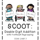 SCOOT: Double Digit Addition