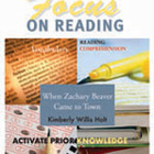 When Zachary Beaver Came to Town Focus on Reading Study