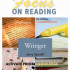 Wringer Focus on Reading Study (Enhanced eBook)