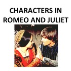 SHAKESPEARE'S ROMEO AND JULIET CHARACTER DESCRIPTION POWER POINT