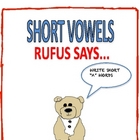 SHORT VOWEL SOUNDS