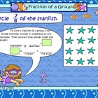 SMART Board Math Calendar Grades 4-5  Day Files Set 7