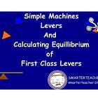 SMART Notebook - Simple Machines Levers