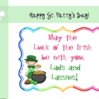 SMART St. Patrick's Day Fun