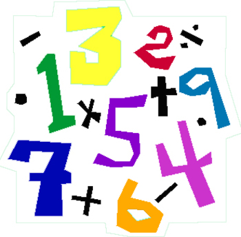 SMART board Number Sense Game