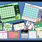 SMARTBOARD CALENDAR &amp; ACTIVITES MARCH