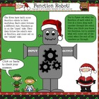SMARTBoard Function Machine Robots: Christmas Theme