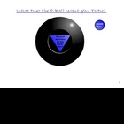 SMARTboard Magic 8-Ball - Daily Physical Activities - FREE!