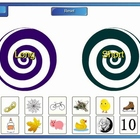 SMARTboard Phonemic Awareness:  Short &amp; Long Vowel Picture I.D.