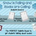 SNOW is Falling and Books are Calling - Winter Book Review