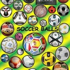 SOCCER BALLS poster