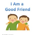 SOCIAL SKILLS BOOKS: Being a Friend