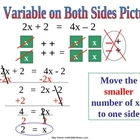 SOLVE MULTI STEP EQUATIONS USING ALGEBRA TILES a Ppt Presentation