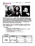 "Valentine SONG PACKET: ""La Vie En Rose"" Edit Piaf. French"