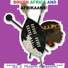 SOUTH AFRICA AND AFRIKAANS! (COMMON CORE, FUN, MANDELA TOO)