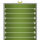 SPELLING FOOTBALL GAME - Use any spelling words list!