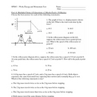 SPH4U - Work, Energy and Momentum Test