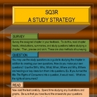 SQ3R-A STUDY GUIDE METHOD