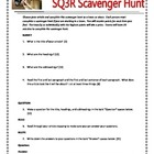 SQ3R Scavenger Hunt Activity