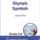 Olympic Symbols Gr. 4-8 Lesson Plan