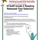 STAAR Release Analysis & Activities: The Toy for All Ages 5th