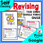 STAAR Writing Revising Task Cards &amp; Bonus Free Quiz