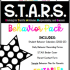 S.T.A.R. Behavior Packet