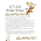 STAR Binder Rules (Western)