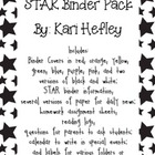 STAR Communication Binder