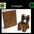 STEM Engineering - Cardboard Chair