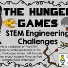STEM Engineering Challenge Novel Pack ~ The Hunger Games b