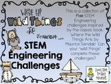 STEM Engineering Challenge Picture Book Pack ~ Where the W