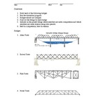 STEM Engineering - West Point BD Bridge Forces Project