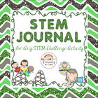 STEM Journal for any STEM challenge activity