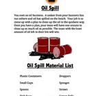 STEM Project Oil Spill