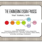STEM - The Engineering Design Process Visual Vocabulary Cards