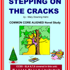 STEPPING on the CRACKS Novel Study